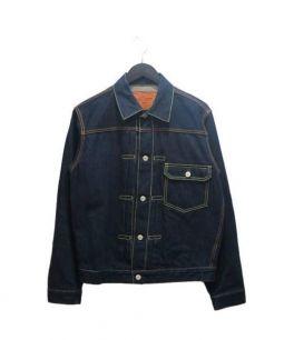 STUDIO DARTISAN(ステュディオ・ダ・ルチザン)の古着「デニムジャケット」|インディゴ