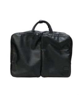 PORTER×MUG(ポーター×マグ)の古着「3WAYブリーフケース」 ブラック
