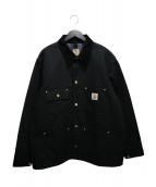 carhartt(カーハート)の古着「DUCK CHORE COAT」|ブラック