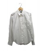 BLACK COMME des GARCONS(ブラックコムデギャルソン)の古着「シャツ」 ホワイト