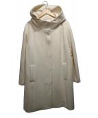 UNTITLED(アンタイトル)の古着「フーデッドコート」|ホワイト