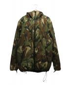 FIVE-O(ファイブオー)の古着「中綿ジャケット」|グリーン×ブラウン