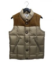 MOUNTAIN RESEARCH(マウンテンリサーチ)の古着「Vest with Concho Buttons」
