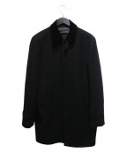 TOMORROWLAND(トゥモローランド)の古着「ウールカシミヤ混ステンカラーコート」