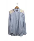 COMME des GARCONS(コムデギャルソン)の古着「ストライプシャツ」