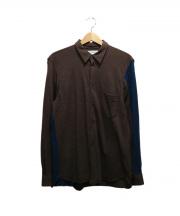 COMME des GARCONS SHIRT(コムデギャルソンシャツ)の古着「デザインシャツ」
