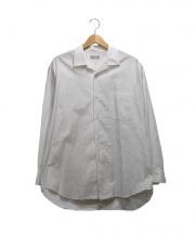COMME des GARCONS HOMME(コムデギャルソンオム)の古着「オープンカラーシャツ」