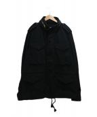 Denim & Supply Ralph Lauren(デニムアンドサプライ ラルフローレン)の古着「ヘリンボーンミリタリージャケット」
