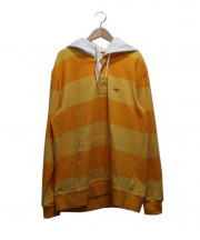 NOAH(ノア)の古着「HOODED RUGBY PULLOVER」