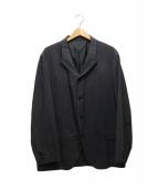COMME des GARCONS HommePlus(コムデギャルソンオムプリュス)の古着「ストライプデザインジャケット」