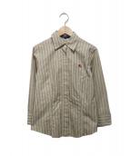 BURBERRY LONDON(バーバリーロンドン)の古着「ストライプシャツ」