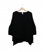O project(オープロジェクト)の古着「OVERSIZED KNITTED T-SHIRTS」