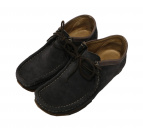 nonnative(ノンネイティブ)の古着「COACH MOC SHOES COW SUEDE」|ブラウン