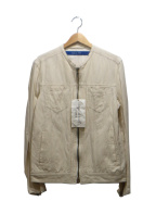 sage de cret(サージュデクレ)の古着「ノーカラージャケット」