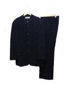 ISSEY MIYAKE MEN(イッセイ ミヤケ メン)の古着「ウール縮絨デザインセットアップ」