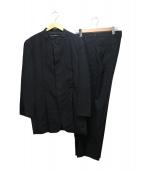 ISSEY MIYAKE MEN(イッセイ ミヤケ メン)の古着「デザインジャケットセットアップ」