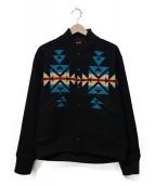 PENDLETON(ペンドルトン)の古着「ウールジャケット」|ブラック