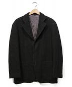 BARNEYS NEWYORK(バーニーズニューヨーク)の古着「ラマウール3Bジャケット」|グレー