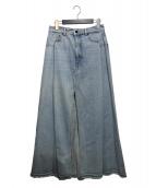 DENIM X ALEXANDER WANG(デニムエックスアレキサンダーワン)の古着「デニムマキシスカート」