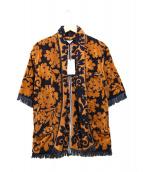 FILL THE BILL(フィルザビル)の古着「TOWEL BEACH JACKET」