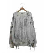 for some one(フォーサムワン)の古着「TIE DYE KNIT」