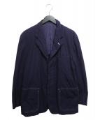 COMME des GARCONS HOMME(コムデギャルソンオム)の古着「ステッチデザインジャケット」