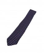 HERMES(エルメス)の古着「ネクタイ」 トリコロールカラー