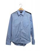COMME des GARCONS HOMME DEUX(コムデギャルソンオムデュー)の古着「切替シャツ」