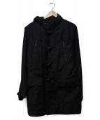 COLMAR(コルマー)の古着「シームレスウールダッフルコート」|ブラック