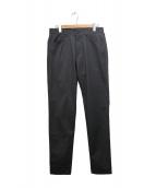Calvin Klein platinum(カルバン・クライン プラティナム)の古着「テーパードパンツ」|グレー