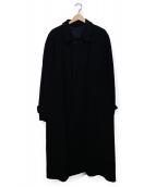 Brooks Brothers(ブルックスブラザーズ)の古着「カシミヤ混コート」|ネイビー
