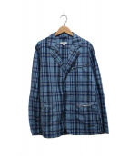Engineered Garments(エンジニアードガーメンツ)の古着「Knockabout Jacket」|ブルー