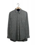 BLACK LABEL CRESTBRIDGE(ブラックレーベルクレストブリッジ)の古着「チェックBDシャツ」