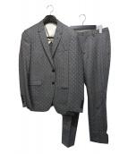 Paul Smith(ポールスミス)の古着「ウールセットアップスーツ」|グレー