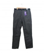 THE NORTHFACE PURPLELABEL(ザ・ノースフェイス パープルレーベル)の古着「Jazz Nep Mountain Pants With B」