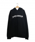 NOON GOONS(ヌーングーンズ)の古着「Old English Graphic Hoodie」