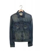 Denim & Supply Ralph Lauren(デニムアンドサプライ ラルフローレン)の古着「デニムジャケット」|ネイビー