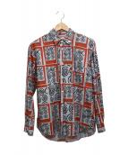COMME des GARCONS SHIRT(コムデギャルソンシャツ)の古着「WYSTAWA PLAKATUシャツ」