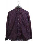 COMME des GARCONS HOMME(コムデギャルソンオム)の古着「ペイズリーシャツ」