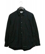 COMME des GARCONS SHIRT(コムデギャルソンシャツ)の古着「ストライプシャツ」