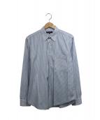 COMME des GARCONS HOMME(コムデギャルソンオム)の古着「チェックシャツ」