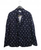 Engineered Garments(エンジニアードガーメンツ)の古着「Baker Jacket」|ネイビー