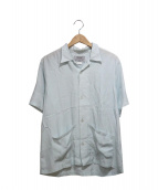 STAMMBAUM(シュタンバウム)の古着「オープンカラーシャツ」