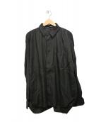 ISSEY MIYAKE(イッセイミヤケ)の古着「オーバーサイズデザインシャツ」
