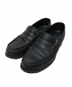 FOOTSTOCK ORIGINALS(フットストック オリジナルス)の古着「コインローファー」 ブラック