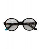 BLANC(ブランク)の古着「伊達眼鏡」|ブラウン