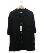 S.K. MANOR HILL(エスケーマノアヒル)の古着「ALOHA SHIRTS」|ブラック