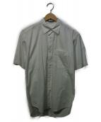 ISSEY MIYAKE MEN(イッセイ ミヤケ メン)の古着「オーバーサイズシャツ」|ホワイト