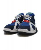 adidas(アディダス)の古着「DIMENSION LO COLLEGE ROYAL」|ホワイト×ブルー