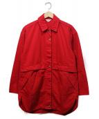 UNUSED(アンユーズド)の古着「11oz denim jacket」 レッド